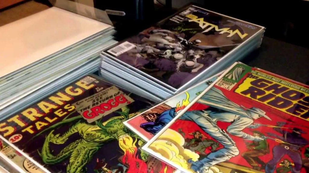 Comic Book Storage Ideas