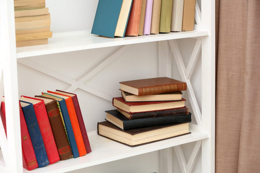 Storing Books at Home or In Self-Storage