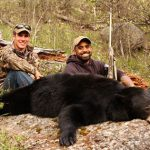 British Columbia Bear Hunt