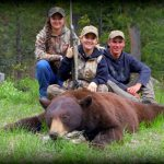 Wounded Warrior Outdoors-Bear Hunt